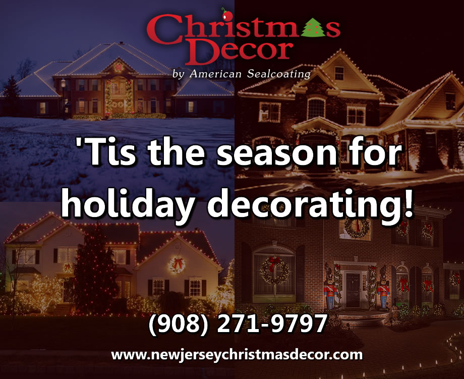 Christmas Light Installation New Jersey | Holiday Light Decoration