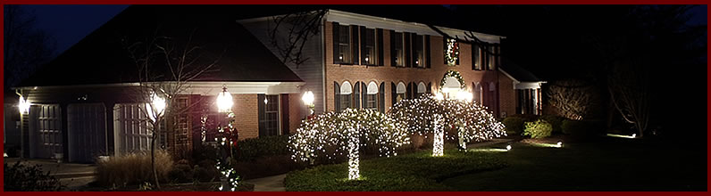 New Jersey Christmas Decorating & Installation Services